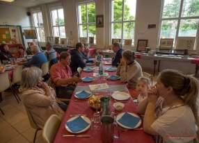 le repas des Bauchéristes