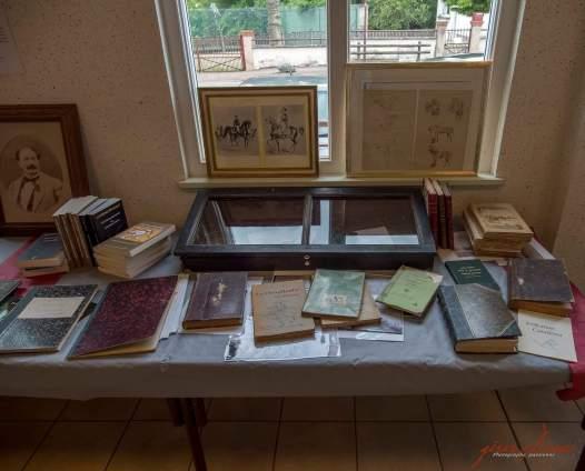 livres, manuscrits, gravures